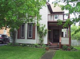 West Gate Bed and Breakfast, hotel near Thousand Islands Playhouse, Gananoque