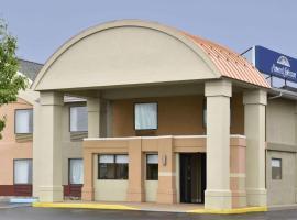 Howard Johnson by Wyndham Allentown/Dorney Hotel & Suites, hotel in Allentown