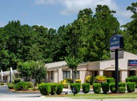 Howard Johnson by Wyndham Wilmington, motel in Wilmington