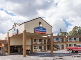 Howard Johnson by Wyndham Flagstaff, hotel near Greater Flagstaff Chamber of Commerce, Flagstaff