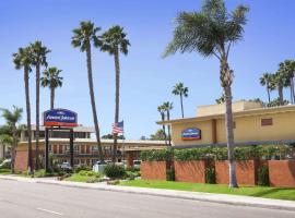 Howard Johnson by Wyndham San Diego Sea World, hotel near San Diego International Airport - SAN, San Diego