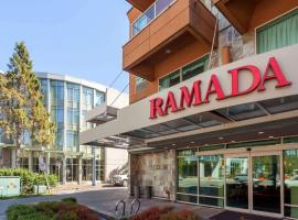 Ramada Limited, hotel near Vancouver International Airport - YVR, Richmond