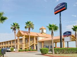 Howard Johnson by Wyndham Galveston, hotel in West End, Galveston