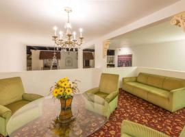 Ramada by Wyndham Las Cruces Hotel & Conference Center, hotel in Las Cruces