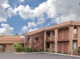 Howard Johnson by Wyndham St. George Hotel & Suites, motel in St. George