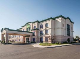 Wingate by Wyndham Spokane Airport, hotel near Spokane International Airport - GEG,