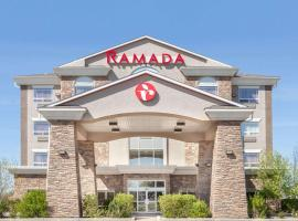 Ramada by Wyndham Brooks, hotel em Brooks