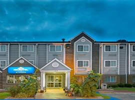 Microtel Inn by Wyndham Raleigh-Durham Airport, hotel in Morrisville
