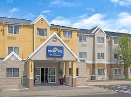Microtel Inn and Suites DIA, hotel near Denver International Airport - DEN, Denver
