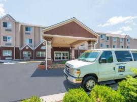 Microtel Inn & Suites by Wyndham Kansas City Airport, hotel near Kansas City International Airport - MCI, Kansas City