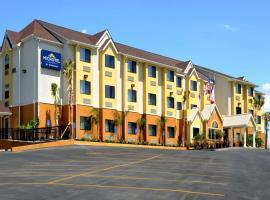 Microtel Inn & Suites by Wyndham New Braunfels I-35, hotel in New Braunfels