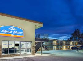 Howard Johnson by Wyndham Kingston, hotel near Kingston Airport - YGK, Kingston