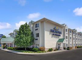 Microtel Inn & Suites by Wyndham Indianapolis Airport, boutique hotel in Indianapolis