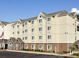 Microtel Inn and Suites by Wyndham Anderson SC, hotel in Anderson