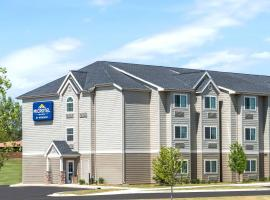 Microtel Inn & Suites by Wyndham Dickinson, Hotel in Dickinson