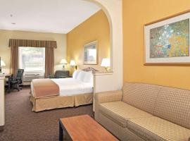 Wingate by Wyndham Houston Bush Intercontinental Airport IAH, boutique hotel in Houston