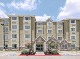 Microtel Inn & Suites by Wyndham Austin Airport, boutique hotel in Austin