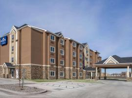 Microtel Inn & Suites By Wyndham Moorhead Fargo Area, Hotel in Moorhead