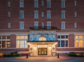 The George Washington - A Wyndham Grand Hotel, hotel in Winchester