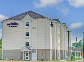 Microtel Inn & Suites by Wyndham Philadelphia Airport Ridley Park, hotel in zona Aeroporto Internazionale di Philadelphia - PHL, Ridley Park