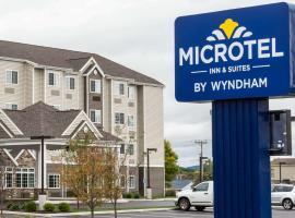 Microtel Inn & Suites by Wyndham Altoona, pet-friendly hotel in Altoona