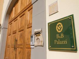 B&B PALAZZI, bed & breakfast Firenzessä