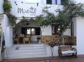 Hostal Mistral, hostal o pensión en Cala d'Or