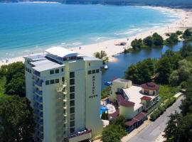 Perla Sun Park Hotel, отель в Приморско