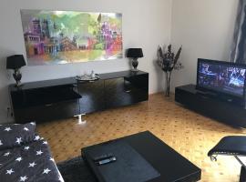 Apartment Baldestrasse, ubytování v Mnichově