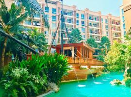 Atlantis Condo & Resort by Luxury Collection Apartment ที่พักให้เช่าในหาดจอมเทียน