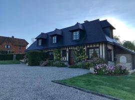 Cottage La Roseraie, hotel near Cerza Safari Park, Hermival-les-Vaux