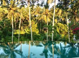 Villa Dua Hati, hotel near Petulu White Herons, Ubud