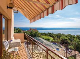 Breathtaking View On Mediterranean Sea And Islands, hotel with pools in Lovran