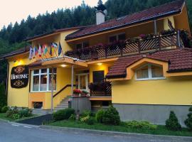 Hostinec Staré Hory, hotel v Starých Horách