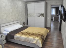 Golubyie Dali Apartment, отель в Адлере, рядом находится Железнодорожный вокзал Адлера