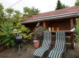 Blanks Safari Lodge, Hotel in der Nähe von: Zoo Rostock, Klein Schwaß