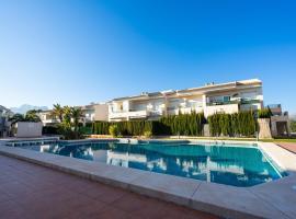 Apartamentos Betania, hotel en La Nucía