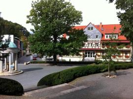 Kurhotel Bad Suderode, hotel in Bad Suderode