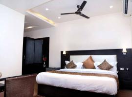 Hotel Vinayak Lifestyle Hotels, hotel in Lucknow