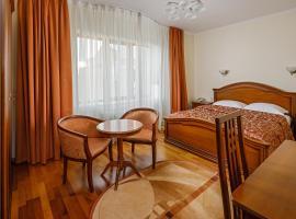 INOSTRANEZ Hotel, отель в Краснодаре