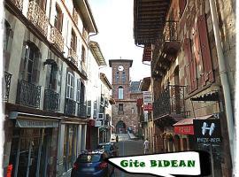 Gîte BIDEAN, bed & breakfast a Saint-Jean-Pied-de-Port