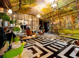Balthazar Design Hotel, отель в Кракове