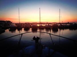 Boat & Breakfast Aldebaran, boat in Syracuse