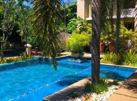 Tropical Vila Cumbuco, apartment in Cumbuco