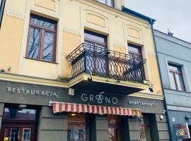 GRONO Apartamenty – hotel w mieście Częstochowa