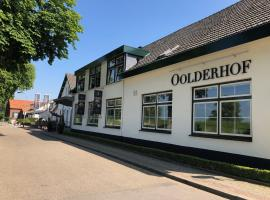 De Oolderhof, hotel near Designer Outlet Roermond, Roermond
