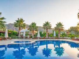 Nerissa Hotel, отель в городе Чиралы