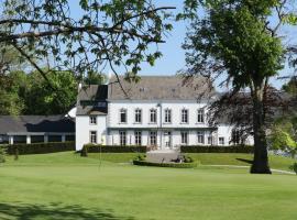 Hotel Golf de Pierpont, hotel in zona Aeroporto di Bruxelles Sud-Charleroi - CRL, Bons Villers