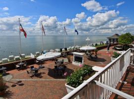 AKZENT Strandhotels Seestern, Delphin & Lachs, Hotel in Wilhelmshaven