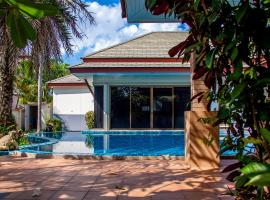 Big Comfortable Villa, hotel near Phoenix Gold Golf and Country Club, Na Jomtien